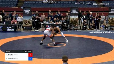 86 kg Final - Myles Martin, Titan Mercury Wrestling Club vs Zahid Valencia, Sunkist Kids Wrestling Club