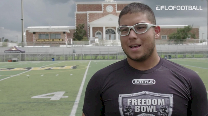 Frank Melgarejo Can't Wait To Honor His Dad