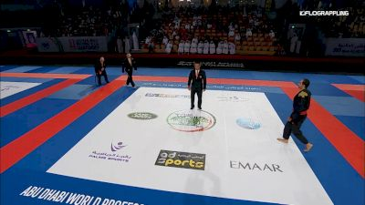 Anton Minenko vs Basel Fanous Abu Dhabi World Professional Jiu-Jitsu Championship