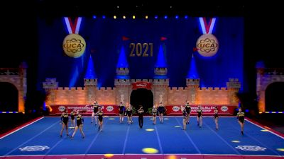 Step One All Stars - North - Excellent [2021 L5 Junior Coed - Small Day 1] 2021 UCA International All Star Championship