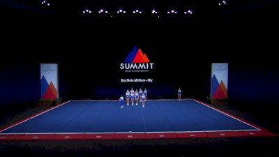 Bay State All Stars - Sky [2021 L6 Junior Coed - Small Finals] 2021 The Summit