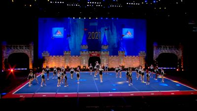 Louisiana Cheer Force - Pink [2021 L3 Junior - Medium Finals] 2021 The Summit