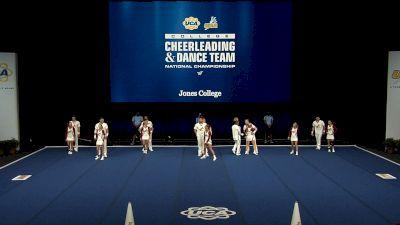 Jones College [2021 Cheer Open Coed Finals] 2021 UCA & UDA College Cheerleading & Dance Team National Championship