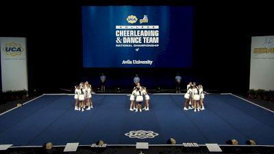 Avila University [2021 Open All Girl Finals] 2021 UCA & UDA College Cheerleading & Dance Team National Championship