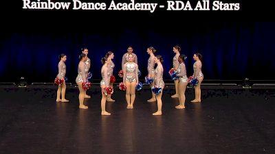 Rainbow Dance Academy - RDA All Stars [2021 Junior Pom Semis] 2021 The Dance Summit