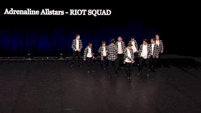 Adrenaline Allstars - RIOT SQUAD [2021 Junior Coed Hip Hop - Small Semis] 2021 The Dance Summit