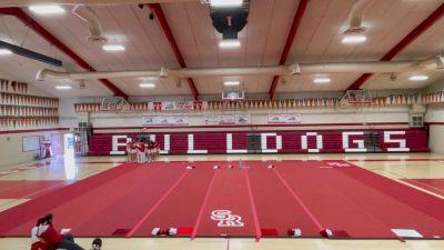 San Rafael High School [Coed Varsity Show Cheer Non Tumbling Advanced Finals] 2021 USA Spirit & Dance Virtual National Championships