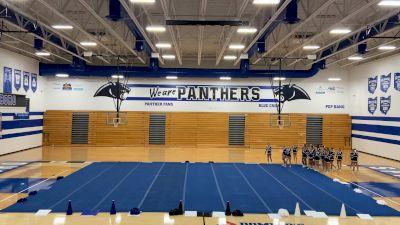 Springboro High School [Virtual Varsity Non Building Semi Finals] 2021 UCA National High School Cheerleading Championship