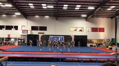 American Cheer - Youth Black [L3 Youth] 2021 The Regional Summit Virtual Championships