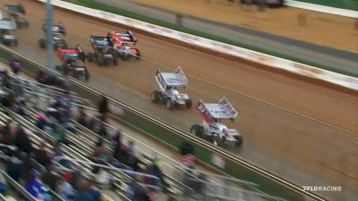 Highlights | 410 Sprints at Port Royal Speedway