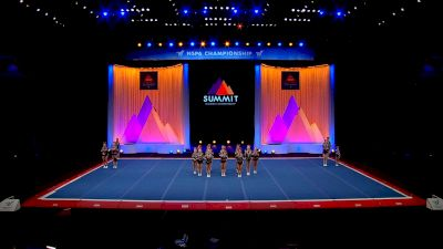 Cheer Station - J-Fly [2021 L5 Junior Coed - Small Semis] 2021 The D2 Summit