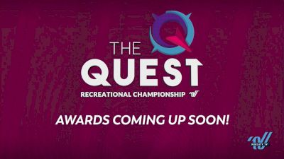 AWARDS SESSION 1 2021 The Quest