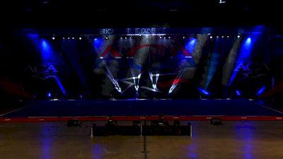 Rock Solid Elite - Midnight Matrix [2021 L5 Senior D2 Day 2] 2021 ACA All Star DII Nationals