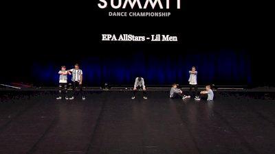 EPA AllStars - Lil Men [2021 Youth Male Hip Hop Finals] 2021 The Dance Summit