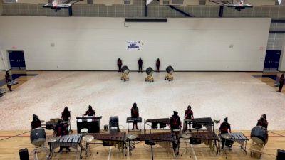 Warren MS Indoor Drumline - The Way of the Warrior