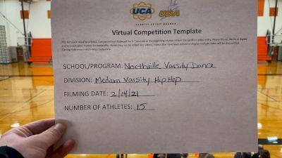 Northville High School [Varsity - Hip Hop] 2021 UDA Spirit of the Midwest Virtual Challenge