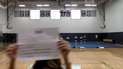 Desert Vista High School [Varsity Show Cheer Intermediate] 2021 USA Virtual Spirit Regional #3