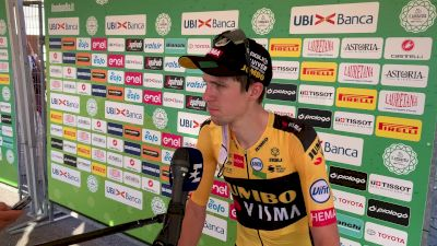 George Bennett Finishes Second at Il Lombardia