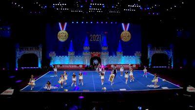Butler Area High School [2021 Small Varsity Coed Finals] 2021 UCA National High School Cheerleading Championship