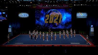 Florida Top Dog All Stars - RAIN [2021 L6 Senior Open Small Coed Finals] 2021 The Cheerleading Worlds