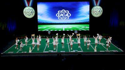Prior Lake High School [2021 Medium Non Tumbling Game Day Finals] 2021 UCA National High School Cheerleading Championship