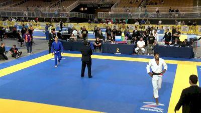 Tainan Dalpra vs Yago de Souza, Middleweight Final, 2021 IBJJF Pan Championship