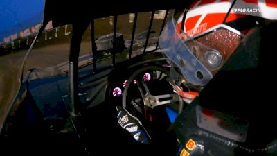 Ride With Kyle Larson On-Board A Super Late Model