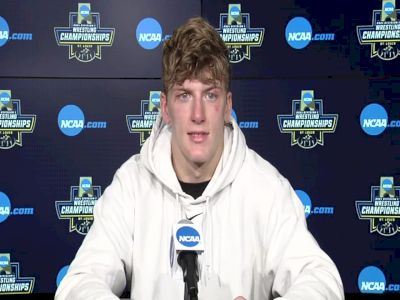 Shane Griffith still disappointed with Stanford's decision to drop wrestling