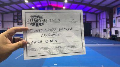 Twist & Shout - Edmond - Revelation [L6 Senior Coed - Small] 2021 NCA All-Star Virtual National Championship