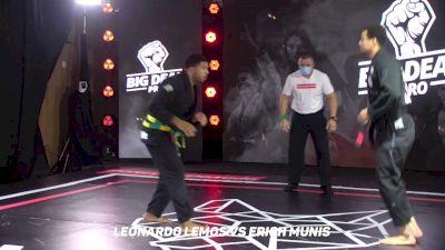Erich Munis vs Leonardo Lemos Big Deal Pro 3