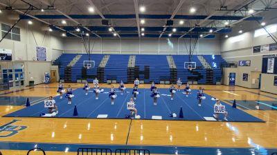 Lampasas High School [Game Day Varsity] 2020 UCA Southwest Virtual Regional