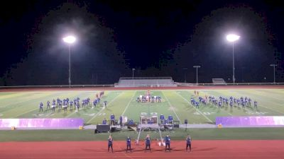 Vernon Township High School Viking Marching Band 2020 (National Championships)