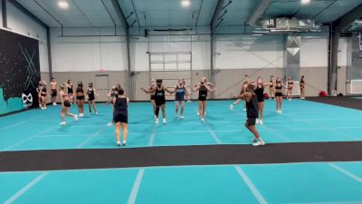MAJORS Video Challenge Week 3: Cheer Extreme SMOEX