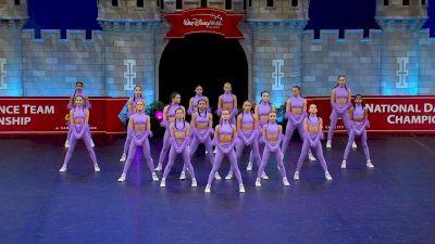 Studio L Dance Co. [2021 Junior - Hip Hop Semis] 2021 UDA National Dance Team Championship