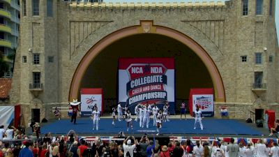 Texas Tech University [2021 Advanced Large Coed IA Finals] 2021 NCA & NDA Collegiate Cheer & Dance Championship