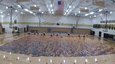 Tri-Valley Winter Guard- An Autumn Countryside