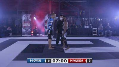 Derek Figueroa vs Dennis Powers 3CG Kumite VII