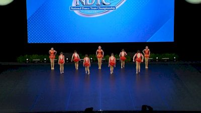 World Class All Star Dance - Sparklers [2021 Youth - Prep - Jazz Finals] 2021 UDA National Dance Team Championship