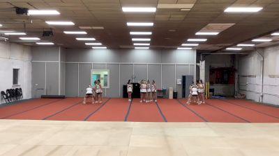 West Liberty University [Intermediate All-Girl Division II Virtual Prelims] 2021 NCA & NDA Collegiate Cheer & Dance Championship