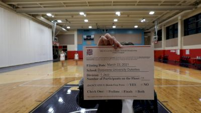 Duquesne University [Jazz Division I Virtual Prelims] 2021 NCA & NDA Collegiate Cheer & Dance Championship