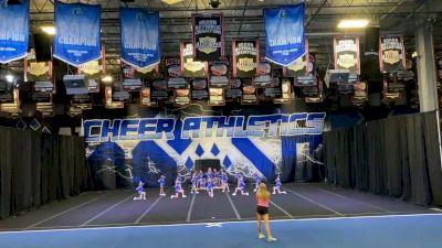 Cheer Athletics - Cheetah Cubs [L1 Tiny - Medium] 2021 The Regional Summit Virtual Championships