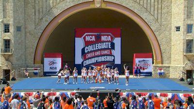 Sam Houston State University [2021 Advanced All-Girl Division I Prelims] 2021 NCA & NDA Collegiate Cheer & Dance Championship