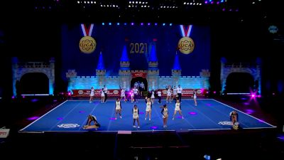 Holy Cross High School [2021 Small Varsity Coed Finals] 2021 UCA National High School Cheerleading Championship