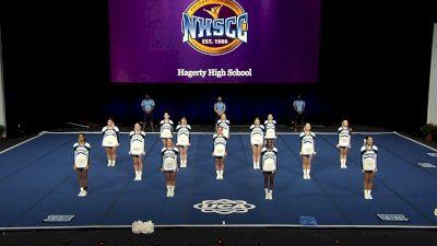 Hagerty High School [2021 Small Junior Varsity Finals] 2021 UCA National High School Cheerleading Championship
