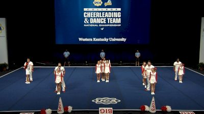 Western Kentucky University [2021 Small Coed Division IA Finals] 2021 UCA & UDA College Cheerleading & Dance Team National Championship