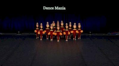 Dance Mania [2021 Senior Variety Finals] 2021 The Dance Summit