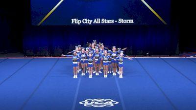 Flip City All Stars - Storm [2021 L2 Youth - Small Day 2] 2021 UCA International All Star Championship