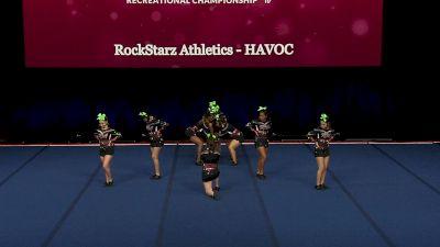 RockStarz Athletics - HAVOC [2021 L2 Performance Rec - 18Y (NON) - Small Finals] 2021 The Quest
