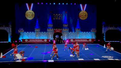 Zachary High School [2021 Small Varsity Division I Finals] 2021 UCA National High School Cheerleading Championship