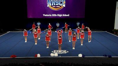 Vestavia Hills High School [2021 Small Junior Varsity Finals] 2021 UCA National High School Cheerleading Championship